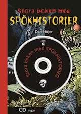 omslagsbild till boken Stora boken med spökhistorier