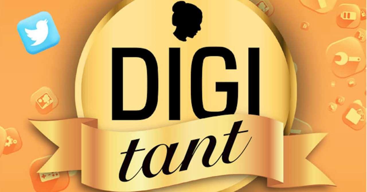 Omslagsbild: Digitant - Nya steg till ett enklare och roligare liv via nätet